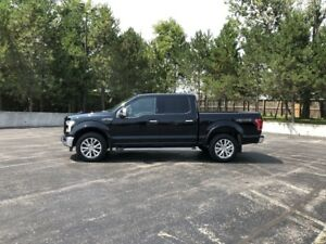 2016 Ford F-150 lariat CREW 4WD
