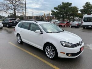 2013 Volkswagen Golf Wagon TDI/Diesel/Panoramic Sunroof/ Ontario