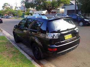 2007 Mitsubishi Outlander Wagon Hornsby Hornsby Area Preview