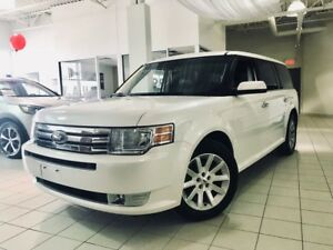 2011 Ford Flex SEL / CUIR / 7 PLACES / TOIT PANO / CAMERA /SYNC