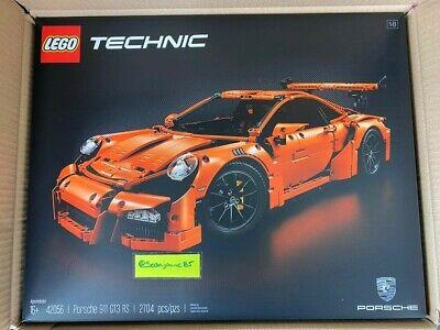 Lego Technic Porsche 911 GT3 RS (42056) Original Shipping Box (NEW mint)