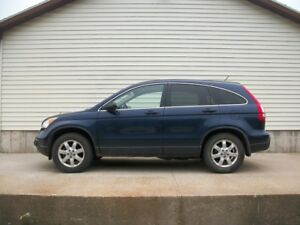 2007 Honda CR-V AUTOMATIC SUV  WITH SUNROOF