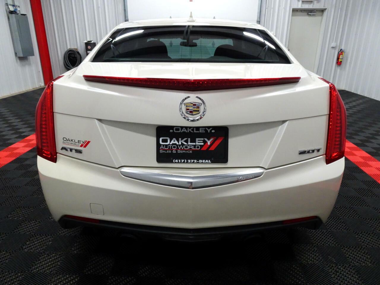 2014 Cadillac ATS 2.0L