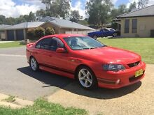 2004 xr6 turbo ford low kms suit Holden v8 ute 4x4 Toyota Mazda etc Albury Albury Area Preview