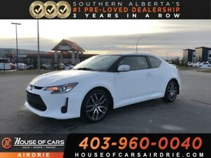 2014 Scion tC Hatchback