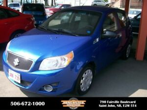 2010 Suzuki Swift +