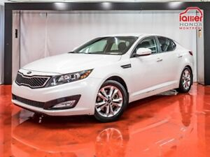 2013 Kia Optima EX**CUIR**CAM DE RECUL**ACCORD DISPOS**