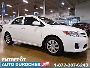 2012 Toyota Corolla AUTOMATIQUE - AIR CLIMATISÉ