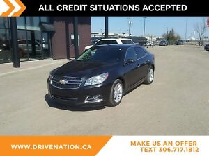 2013 Chevrolet Malibu ECO 2LT Internet access capable, Wirele...
