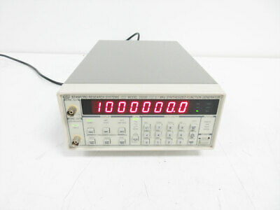 Srs Ds335 3.1 Mhz Synthesized Function Generator Stanford Research