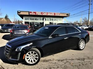 2014 Cadillac CTS AWD|REARVIEW|LEATHER|