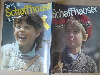 80er Mode Kinder (Schaffhauser Mode Kinderbuch 31 deutsch französisch italienisch englisch 80er J.)