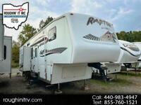 2007 Keystone RV Raptor Toy Hauler