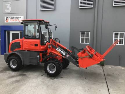 New Everun ER08 Wheel Loader QLD