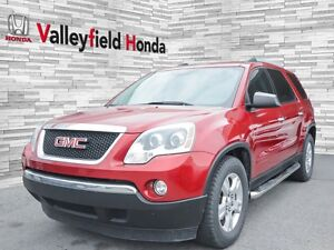 2012 GMC Acadia SLE1 AWD 8 PASSAGERS MARCHE PIED