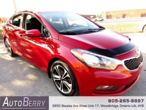 2014 Kia Forte EX *** CERTIFIED ACCIDENT FREE 1 OWNER ***
