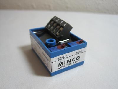 Minco Tt111pd1ja Temperature Transmitter New