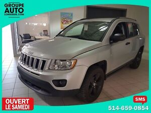 2012 Jeep Compass Sport 4X4 (AWD) A/C MAGS