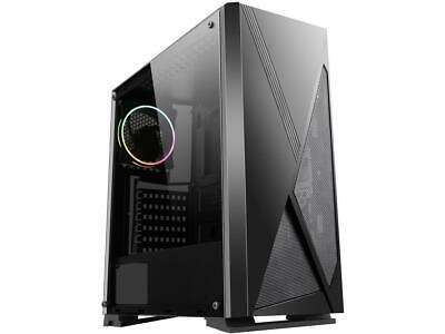 12-Core Gaming Computer Desktop PC Affordable Ryzen PC 8GB AMD Vega SSD RGB New