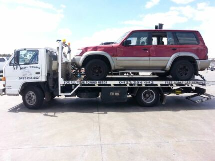 Towing starts from $50 Gladstone Park Hume Area Preview