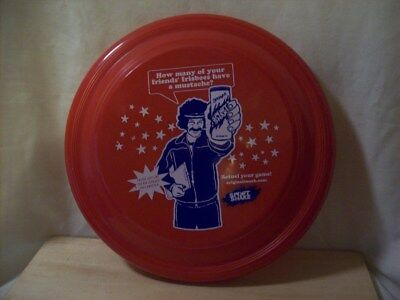 Coca-Cola Red Transparent Plastic Throwing Disc Frisbee BRAND NEW