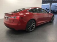 Miniature 4 Coche Americano usado Tesla Model S 2017