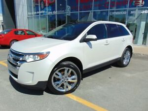 2013 Ford Edge SEL AWD TOIT PANORAMIQUE CUIR LOOK SPORT
