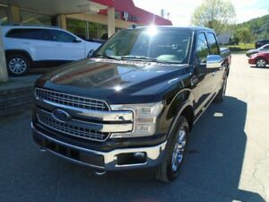 2018 Ford F-150 LARIAT ÉDITION CHROME * CUIR,GPS,TOIT PANORAMIQU