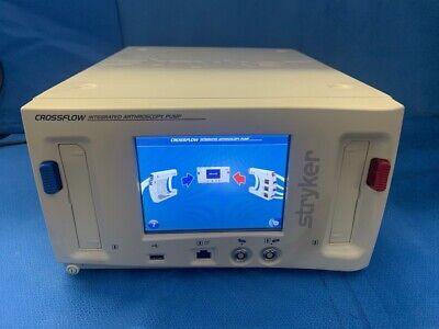 Stryker Crossflow Integrated Arthroscopy Pump Ref 0450000000