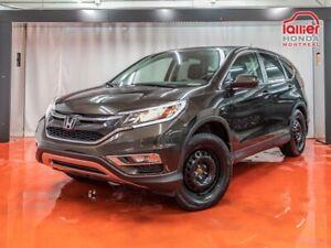 2015 Honda CR-V EX**4X4 (AWD)**MAGS**GAR 10 ANS/200 000KM**