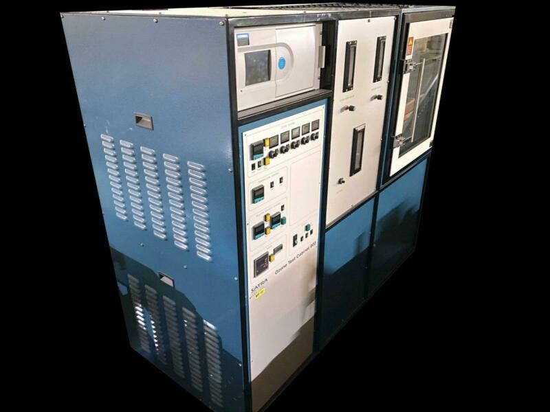 Satra 903 Environmental Ozone Test Chamber Cabinet