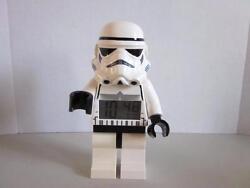 Lego Star Wars STORM TROOPER Digital Alarm Clock Lights Up, Moveable 10 Tall