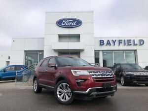 2019 Ford Explorer Limited SYNC 3|HEATED & COOLED FRONT SEATS...