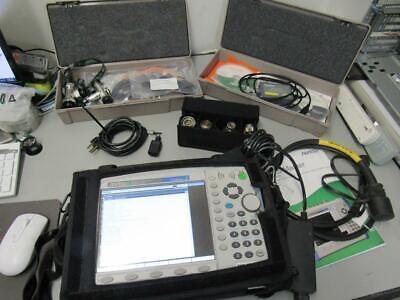 Anritsu Mt8221b Bts Master 2 Port Cable And Antenna Analyzer