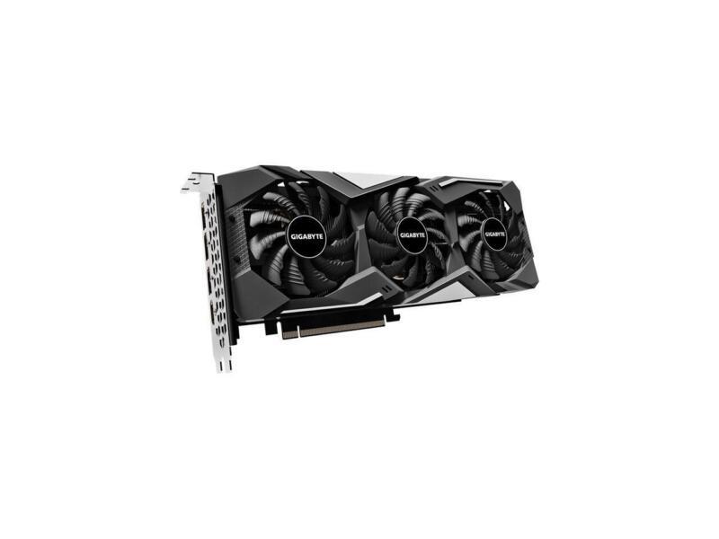 GIGABYTE Radeon RX 5600 XT GV-R56XT GAMING OC (Rev. 2.0) Video Graphics Card VGA