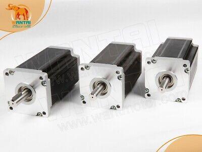 Usa Free 3pcs Nema42 Motor 110bygh99-001 1760oz-in 6.0a 12.5n.m1760oz-in Cnc