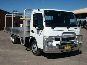 2018 Fuso Canter 515 Alloy Tray South Murwillumbah Tweed Heads Area Preview