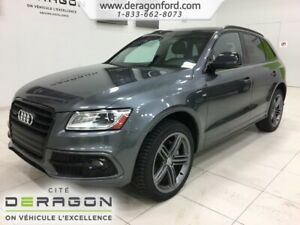 2016 Audi Q5 PROGRESSIV S-LINE COMPETITION PACK TOIT NAV CAMERA