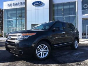 2015 Ford Explorer XLT, 7 Passagers, Cuir 106$ Weekly / 72 month