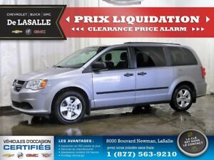 2015 Dodge Grand Caravan SE Canada Value Package In Great Shape.