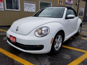2015 Volkswagen Beetle 1 OWNER OFF LEASE-BLUETOOTH-HEATED SEATS