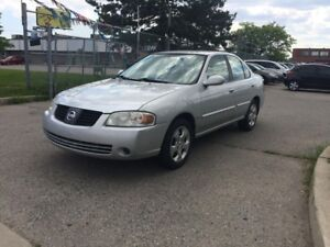 2006 Nissan Sentra AUTO,EXTRA CLEAN,SAFETY+3YEARS WARRANTY INCLU