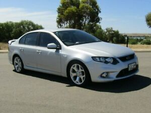 2011 Ford Falcon FG XR6 Limited Edition Silver 6 Speed Sports Automatic Sedan Murray Bridge Murray Bridge Area Preview