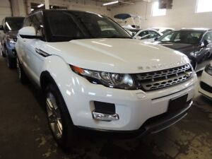 2015 Land Rover Range Rover Evoque Pure City, NAVI, BACK UP CAME