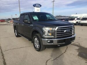 2016 Ford F-150 XTR   4X4   One Owner   Rear View Camera