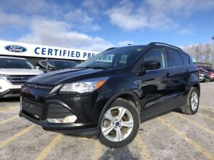 2015 Ford Escape SE 4WD|NAVIGATION|LEATHER|BLUETOOTH|FOG LAMPS