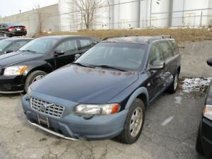 2002 Volvo V70 XC ~ AWD ~ LEATHER ~ AS-IS ~