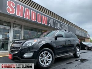 2017 Chevrolet Equinox LT -B/U CAM -HEATED SEATS -BLUETOOTH