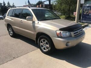 2006 Toyota Highlander SHIPPERS SPECIAL,$4600,LEATHER,ALLOYS,