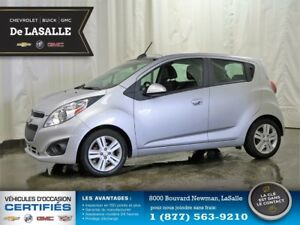 2015 Chevrolet Spark LT Microcar, Thrifty and Dynamic..!
